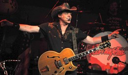 TED NUGENT  JULY 31 2012 PHOTO FRANK WHITE  THE CHANCE  POUGHKEEPSIE NEW YORK (19) copy