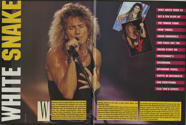 March 1990 issue of Powerline