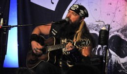 ZAKK WYLDE  JUNE 11 2013  PHOTO  FRANK WHITE  THE IRIDIUM  NEW YORK CITY (2)