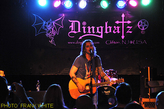 MIKE TRAMP JULY 18 2013 PHOTO FRANK WHITE  DINGBATZ  CLIFTON NEW JERSEY (12)