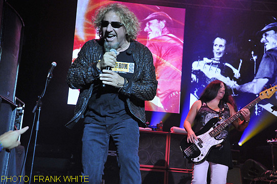 SAMMY HAGAR AND THE WABOS    OCT 22 2013  PHOTO  FRANK WHITE  COUNT BASIE THEATRE  RED BANK  NEW JERSEY (7)