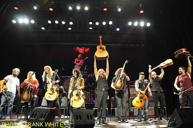 RANDY RHOADS REMEMBERED  JUNE 4 2014 PHOTO  FRANK WHITE  BERGEN PAC ENGLEWOOD NEW JERSEY (59)