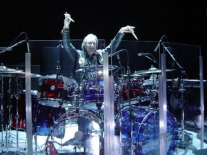 Alice Cooper Band drum legend Neal Smith