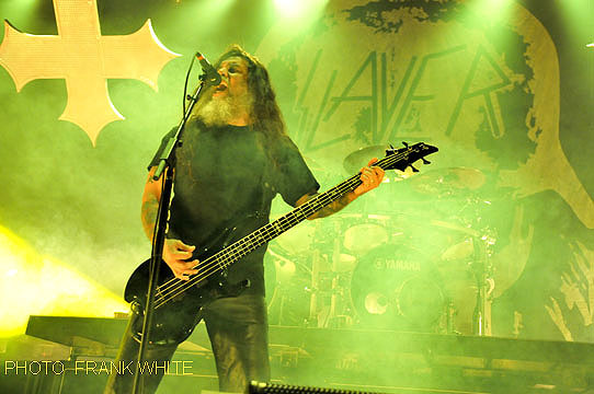 SLAYER  NOV 29 2014 PHOTO FRANK WHITE  WELLMONT THEATER MONTCLAIR NEW JERSEY (23)