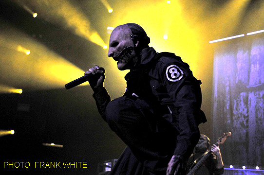 SLIPKNOT DEC 6 2014 PHOTO  FRANK WHITE  IZOD CENTER  EAST RUTHERFORD NEW JERSEY (31)